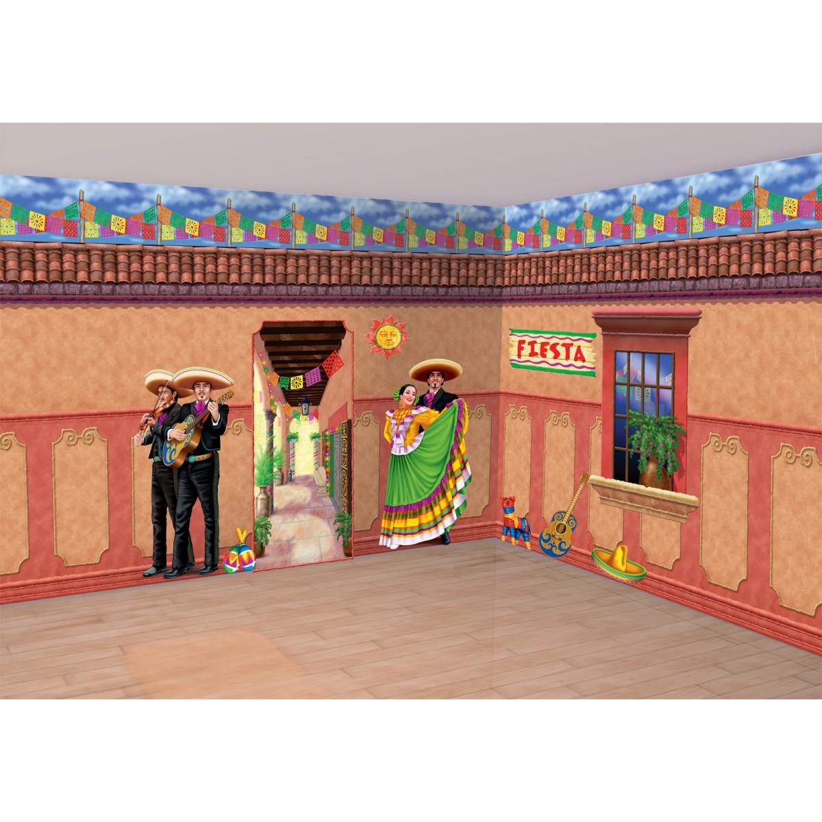 Decoraciones fiesta mexicana related keywords for Decoracion mexicana